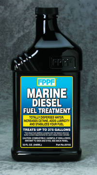Marine Diesel Fuel Treatment