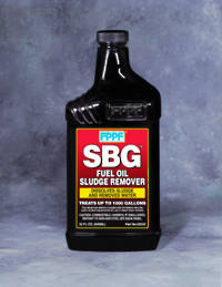 SBG Fuel Oil Sludge Remover