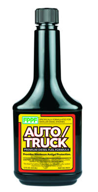 Auto/Truck Pre-Diesel Fuel Treatment